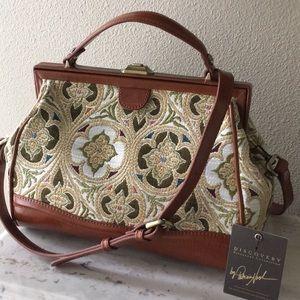 Patrica Nash Discovery Brianna Tapestry Handbag